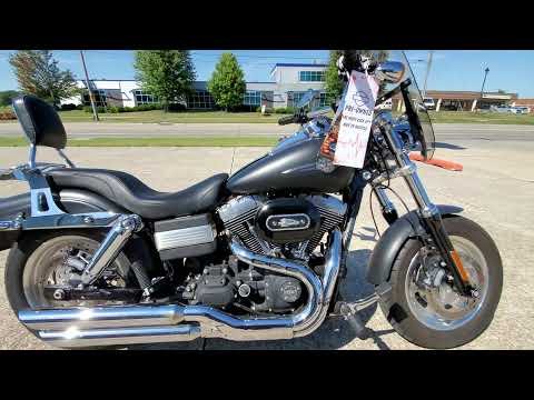 2012 Harley-Davidson Dyna® Fat Bob® in Ames, Iowa - Video 1