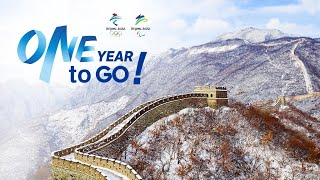 Ready for Beijing 2022? Only one year to go!   Beijing 2022