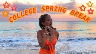 VLOG: MY COLLEGE SPRING BREAK | FT LAUDERDALE/HOLLYWOOD FLORIDA 2019