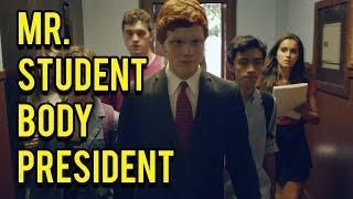 Mr. Student Body President