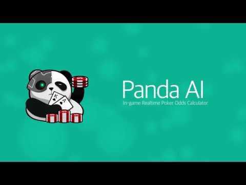Panda AI - Poker helper, calculate odds in game - Free Android app