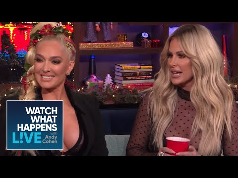 Would Erika Jayne And Kim Zolciak-Biermann Do A Duet? | RHOBH & RHOA | WWHL