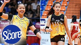 Can the Laure sisters bring UST back to the finals? | The Score