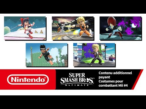 Super Smash Bros. Ultimate : Trailer pour