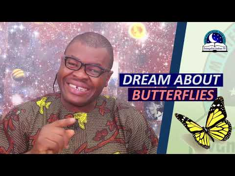 DREAM ABOUT BUTTERFLIES  - Biblical And Spiritual Meaning of Butterfly