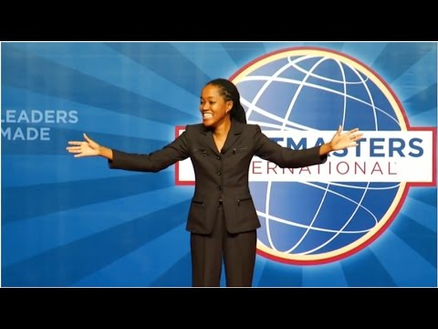 Based on a True Story - 2014 World Championship of Public Speaking Semi Final Speech