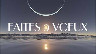 LES 9 VŒUX DE LA NOUVELLE LUNE 28 janvier 2017 à 01h08 Attraction financière Energie infinie