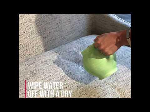 Water Resistant Teflon Coating