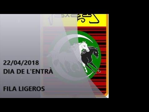 Diana i Entrà Filà Ligeros 2018