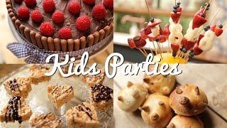 KIDS PARTY RECIPE IDEAS | Crumbs