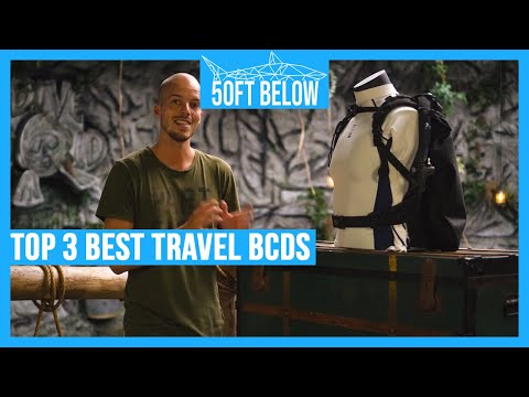 Top 3 Travel BCDs of 2018 | Scuba Gear Review
