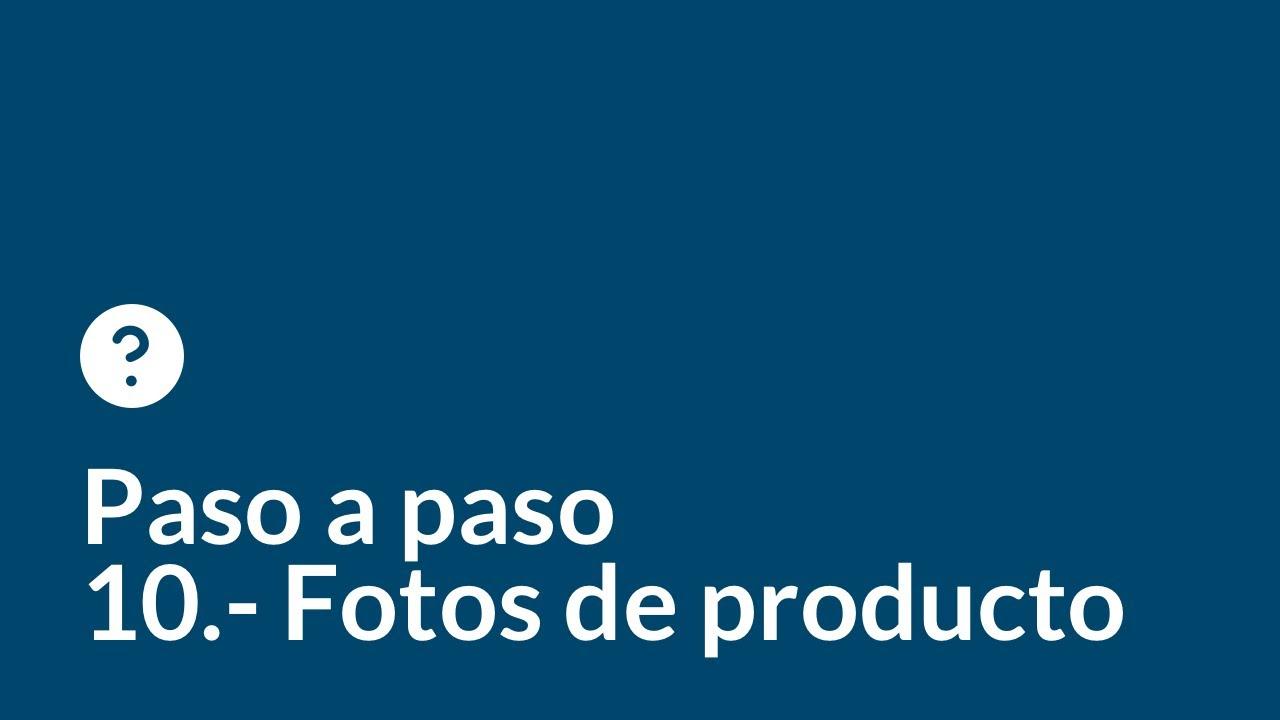 Crea tu web desde cero paso a paso   Capítulo 10   Fotografías e imágenes de productos