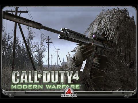 Call of Duty 4 - Миссия в Чернобыле!