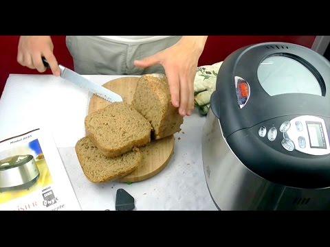 Produkt Test: Unold 8695 Onyx Brotbackautomat - Brot backen