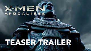 Trailer of X-Men: Apocalypse (2016)