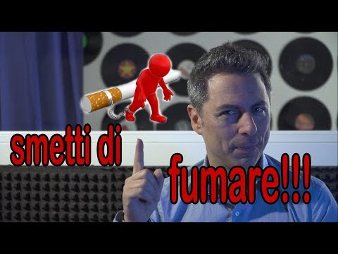 Il video guardato e ha smesso di fumare