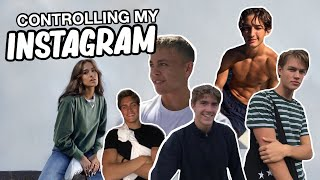 BOY-FRIENDS CONTROL MY OUTFITS & INSTAGRAM FOR A WEEK!