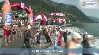 preview picture of video '25. TriZell Triathlon 2012 in Zell am See-Kaprun'