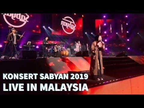 , title : 'KONSERT SABYAN 2019 LIVE IN MALAYSIA !!!'
