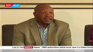Kericho Governor Paul Chepkwony slams a section of Maa leaders for