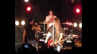"Jackyl - ""Get Mad At It"", Ft Wayne IN. November 30, 2012"