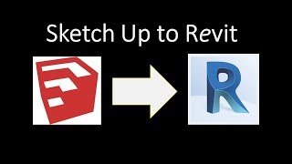 Convert SketchUp to Revit (The best method)