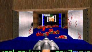 Beyond Reality (Doom WAD) Playthrough – MAP19 (Skyward Club)