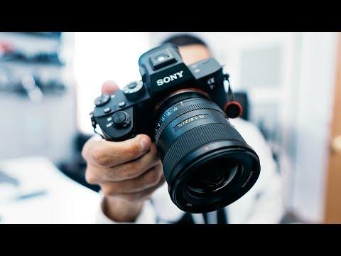 External Review Video qlukePq6TeQ for Sony FE 20mm F1.8 G Lens (SEL20F18G)
