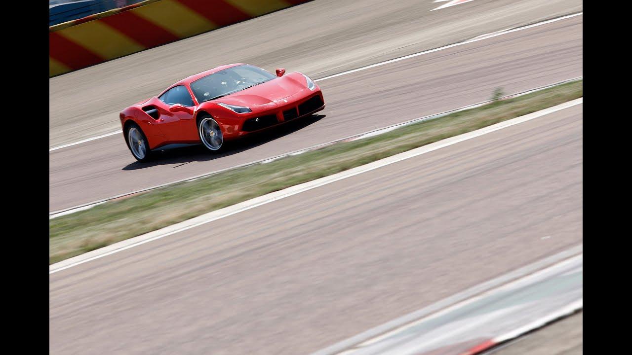 The Ferrari 488 GTB Is The Smartest Supercar… In The World
