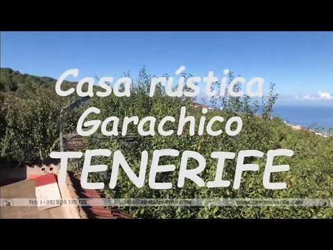Casa rustica Garachico Tenerife 150.000 EUR