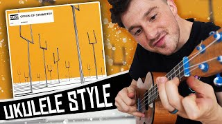 [ Muse ] Origin Of Symmetry   Ukulele Medley