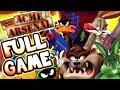 Looney Tunes: Acme Arsenal Full Game Longplay x360 Wii