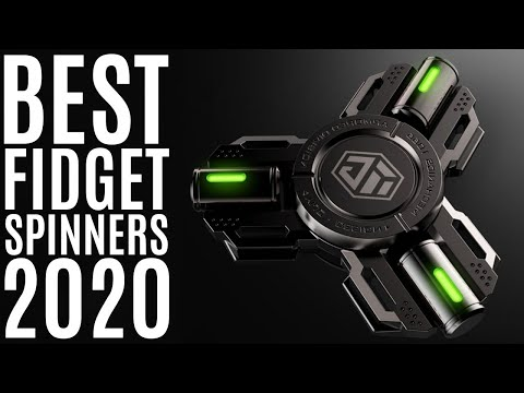 Top 10: Best Fidget Spinners for 2002 / Finger Hand Spinner / Stress Anxiety ADHD Relief Figets