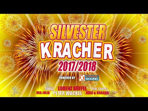 Silvester Party Mix 2018   Silvester Kracher Schlager & Party Mix   1h Dance, Apres Ski...