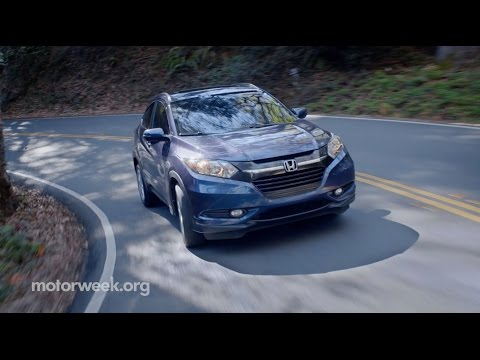 MotorWeek | First Look: 2016 Honda HR-V