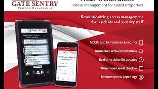 Gate Sentry video