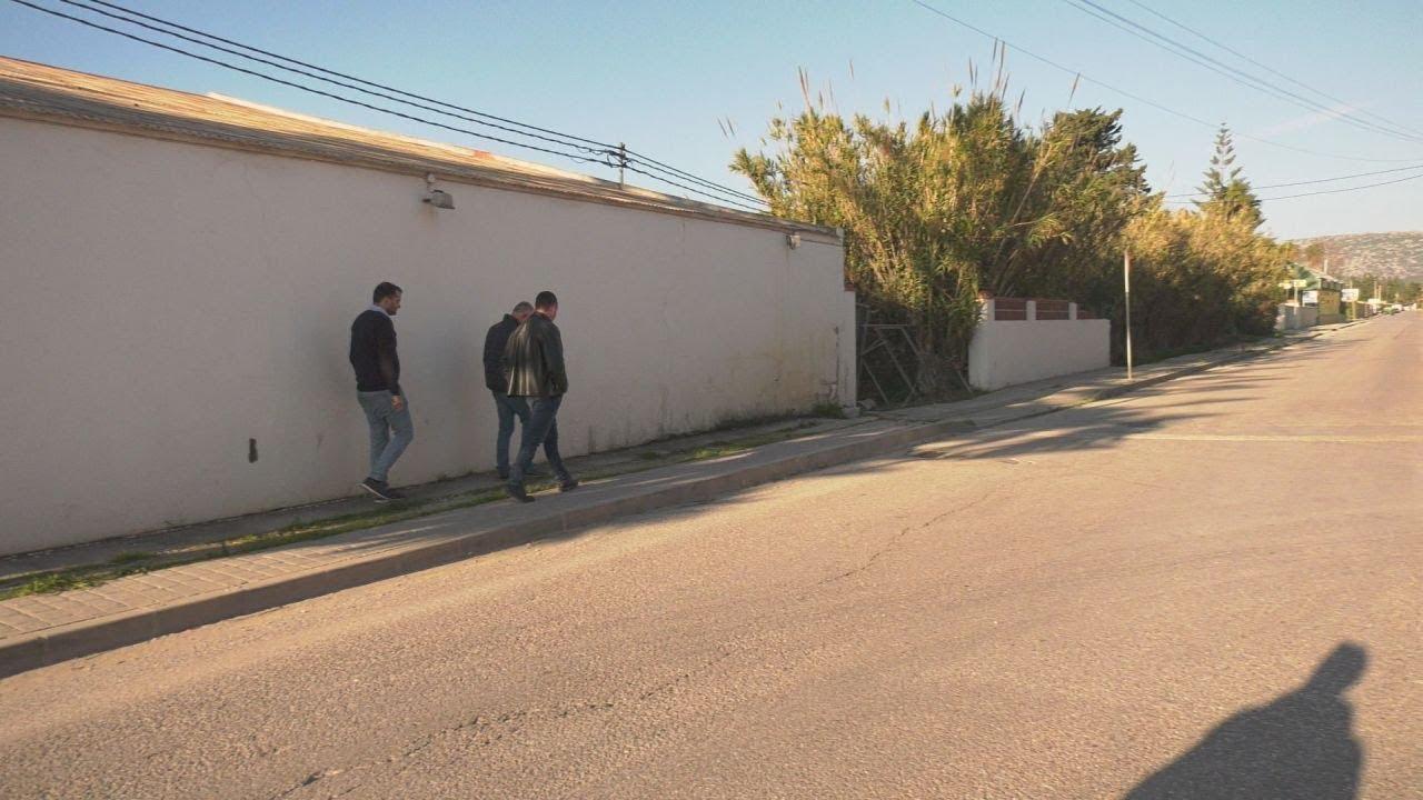 INICIO DEL ACERADO EN LA CARRETERA DEL RÍO