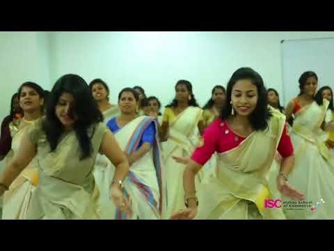 Jimikki Kammal Dance   ஜிமிக்கி கம்மல்   ജിമ്മിക്കി കമ്മൽ കിടുവേ   Sheril Dance   Mohanlal