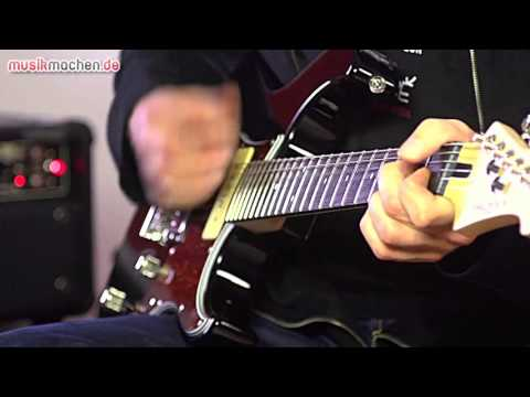 Yamaha Pacifica 311H E-Gitarre im Test