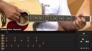 Duas Metades - Jorge e Mateus (aula de violão)