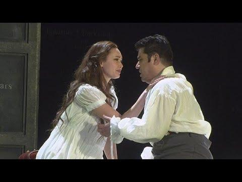 «Ο Ρωμαίος και η Ιουλιέτα» γοητεύουν την Βαρκελώνη