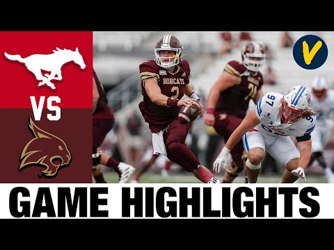 SMU vs Texas State Highlights | Week 1 | 2020 College Football Full Game Highlights