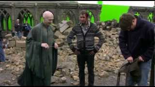 Making Of Deathly Hallows -  Part 2: Nevilles Stand