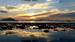 "LEMUKUTAN ""SUNRISE Part 1"" (TIMELAPSE) by @endratirtana"