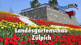 preview picture of video 'Landesgartenschau Zülpich 2014 | Rhein-Eifel.TV'