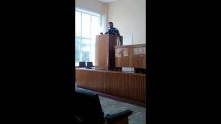 """Віталій Сербін: """"Створити робоче місце для інваліда - честь будь-якому чиновнику"""""""