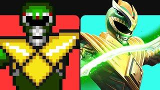 Evolution of Power Rangers 1994-2019