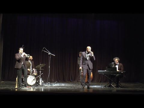 The Caponi Brothers Swing Orchestra Italian Swing Small Orchestra Napoli musiqua.it