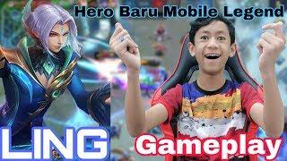 hero baru Mobile Legend Ling | Rykarl Game