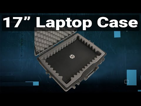 17-17.3 Inch Laptop Case - Featured Youtube Video